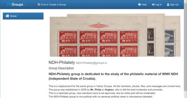 Postage Stamps And Postal History Blog Ndh Philately Group