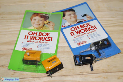 Oh boy it works Galoob 1980 Vintage Retro Toys