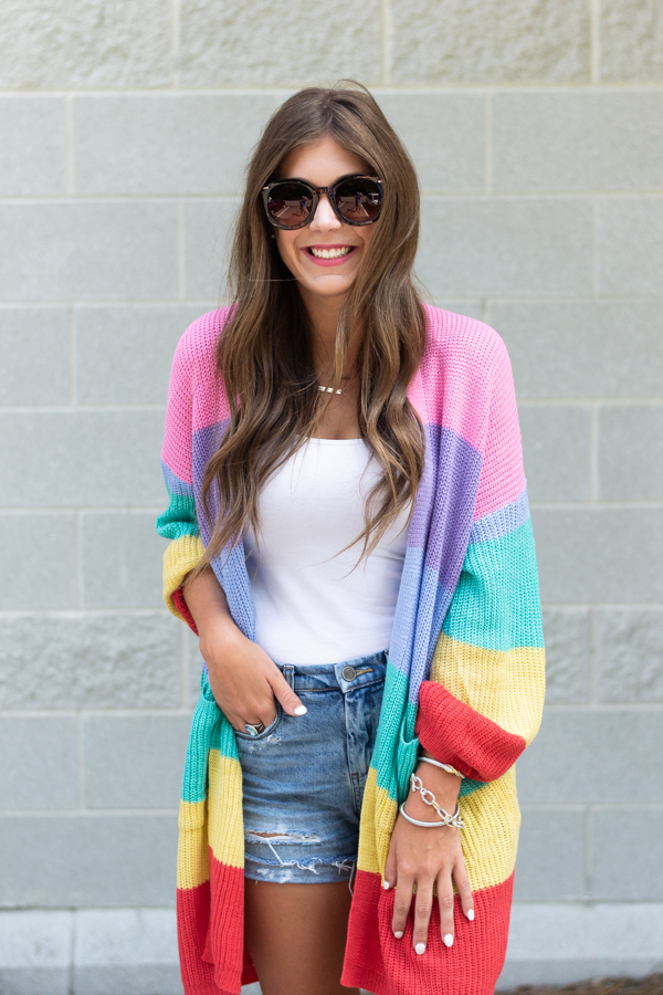 Summer Sweaters | Chasing Cinderella