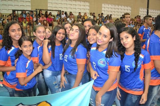 Hoje (27) acontecerá a abertura dos 43º Jogos Estudantis de São Paulo do  Potengi ~ Blog do Silvério Alves
