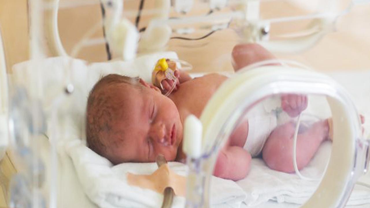 The premature baby