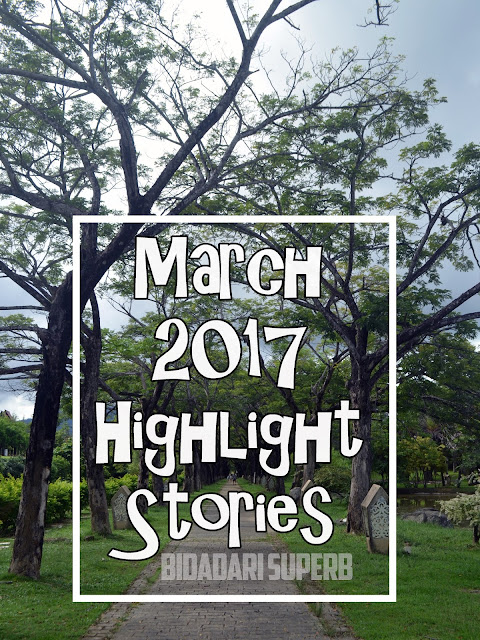 MARCH 2017 HIGHLIGHT STORIES