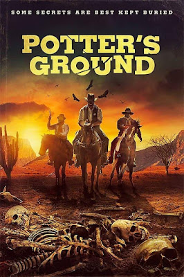Potter's Ground 2021 DVD BD NTSC Latino