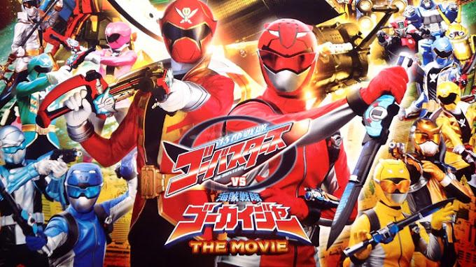 Tokumei Sentai Go-Busters vs Kaizoku Sentai Gokaiger: The Movie Subtitle Indonesia