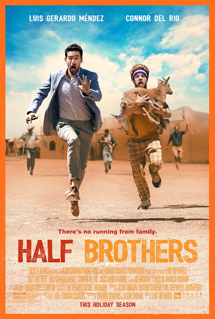 Half Brothers review