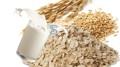 Homemade Oatmeal Facepack for glowing skin with Milk
