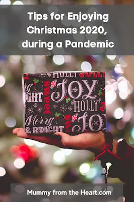 Tips for enjoying christmas 2020 during the coronavirus pandemic.