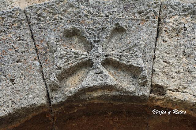 Cruz patada de San Juan de Baños, Palencia