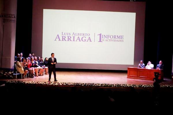 Reconoce el gobernador los resultados del gobierno cholulteca a un año de su gestión municipal
