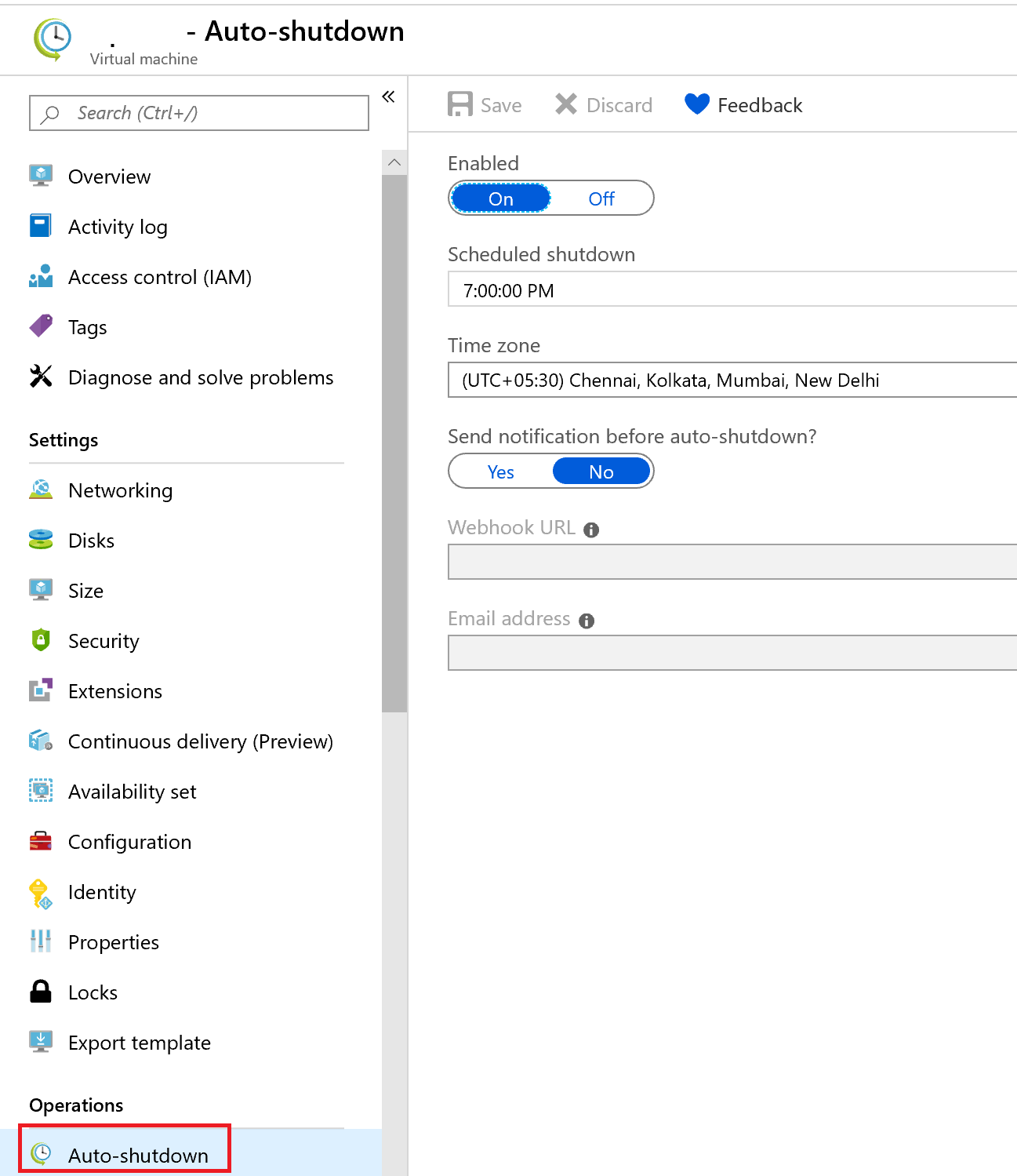 Sanganak Authority: Azure Virtual Machine – Frequently asked