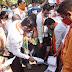 भाजप आमदारांची वीजबिल आंदोलना वरून पोलिसांशी धक्का बुक्की
