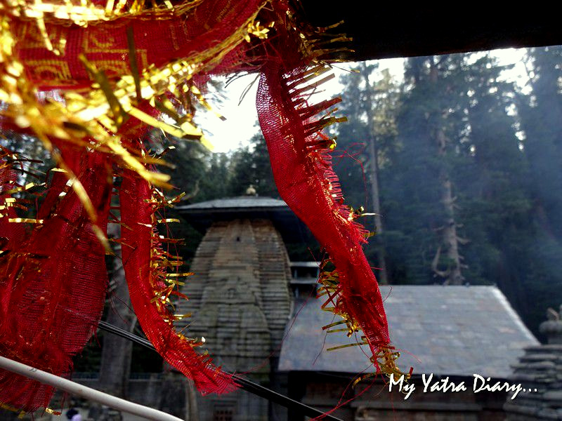 Beautiful Jageshwar Dham Uttarakhand