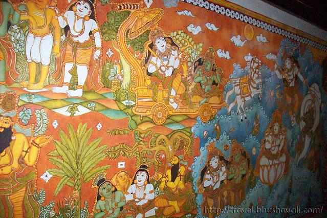 Kerala Murals Dakshinachitra Chennai's Best Heritage Museum