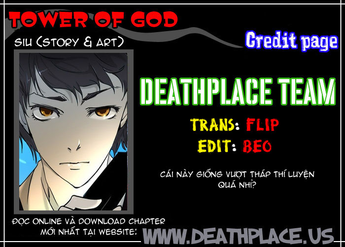 Tower of God chapter 3 trang 41