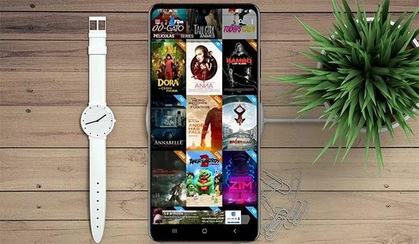 mejores apps para ver pelis y series