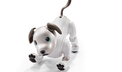 Sony new robot toy Aibo