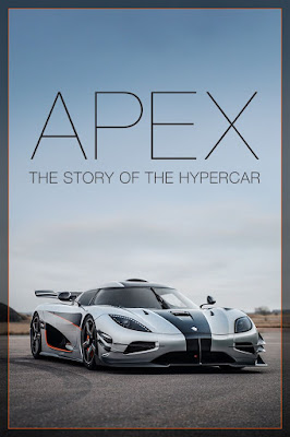 Apex: The Story of the Hypercar Poster