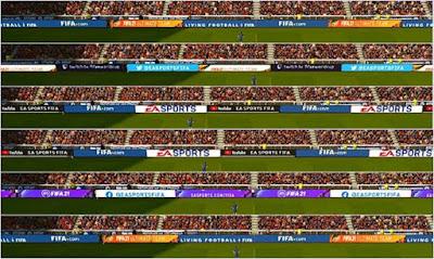 New Animated Adboards FIFA 21