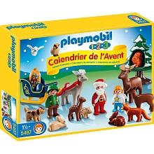 Playmobil 1 2 3 Calendrier de l'Avent
