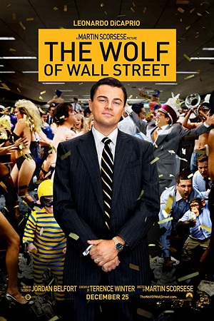[18+] The Wolf of Wall Street (2013) 400MB English Download 480p BRRIP
