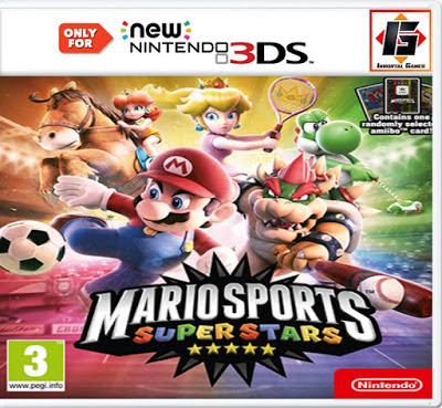 Mario Sports Superstars Decrypted 3DS USA