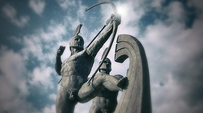 """Το 1ο Λύκειο Άργους συμμετέχει σε μαθητικό διαγωνισμό με θέμα «Η Μάχη των Θερμοπυλών και η Ναυμαχία της Σαλαμίνας"""""""