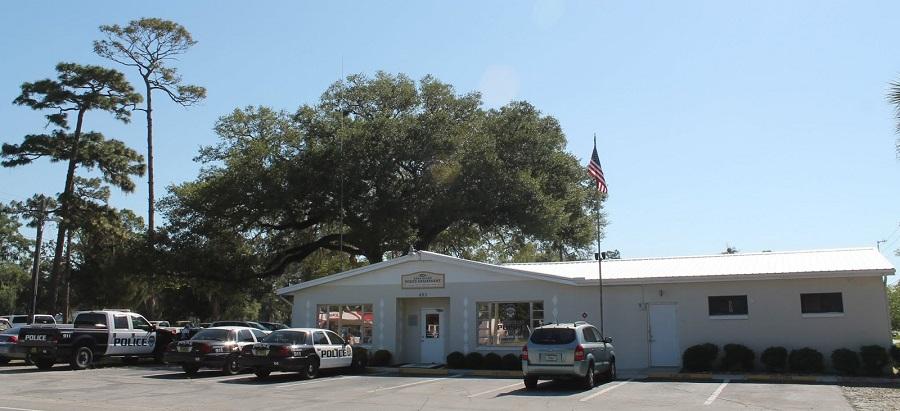 Estación de policía de Lake Helen