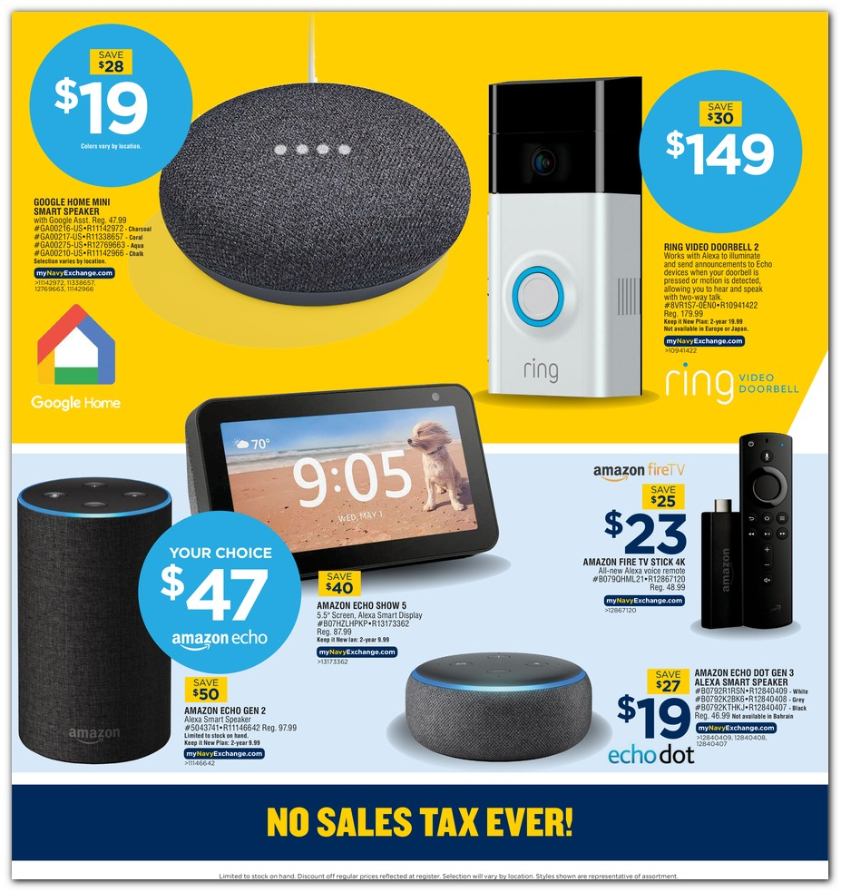 Navy Exchange Black Friday 2019 page 10