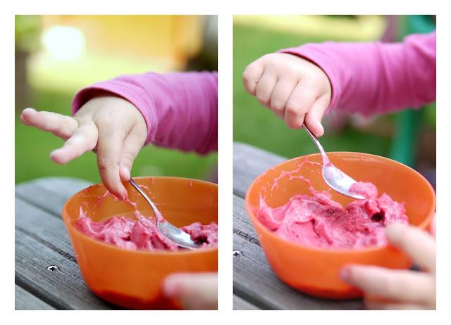 Frozen Yogurt | Rezept | Eis | Dessert | Nachtisch