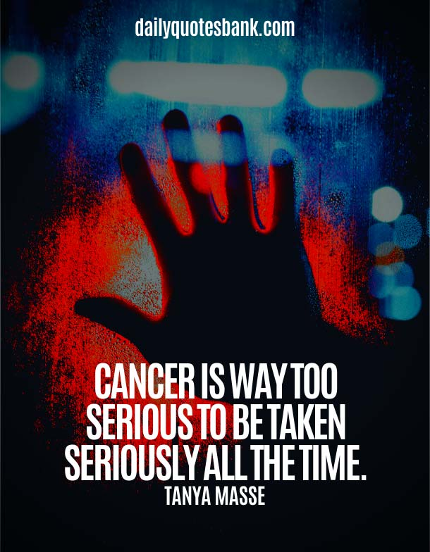 Positive Quotes About Staying Strong Through Cancer
