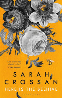 Here is the Beehive by Sarah Crossan book cover