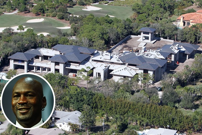 10 of the most expensive celebrity homes for Celebrity houses in florida