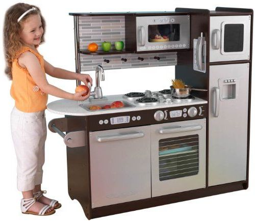 Play Kitchen For 5 Year Old Kitchen Remodel Cabinet Sink Faucet And More