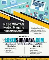 Loker Surabaya di Littlebee Boutique Agustus 2020