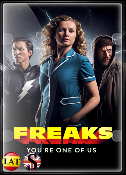 Freaks: Eres de los Nuestros (2020) WEB-DL 1080P LATINO/ALEMÁN