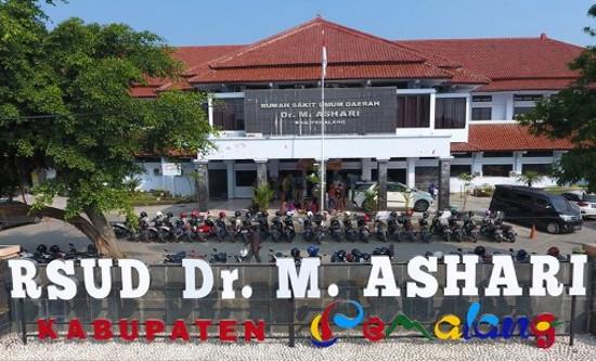 Antisipasi Lonjakan Covid-19, RSUD Dr M Ashari Siap Menjadi RS Darurat