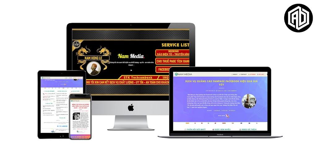 Share Template Nam Media Social Security Landing Page - Tri ân độc giả nhân dịp 2-9