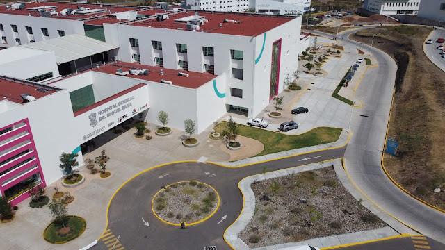 Apertura de Ciudad Salud, resultado del apoyo de AMLO a Michoacán: Alfredo Ramírez