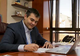 Andres Macario, CEO de Vacolba
