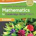 IGCSE 0607, Additional Mathematics