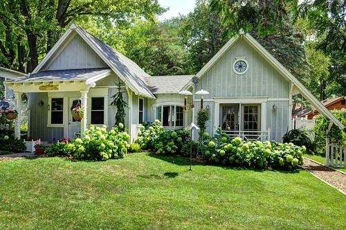 Twin Pines Cottage - Rumah Sederhana Yang Menyatu Dengan Alam
