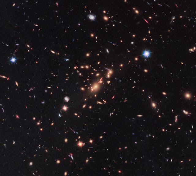 Galaxy Cluster MACS J2129-0741