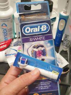Oral B Vitality Diş Fırçası, Oralb Genius diş fırçası