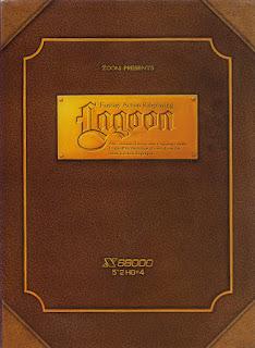 Lagoon - Caja NTSC Jap