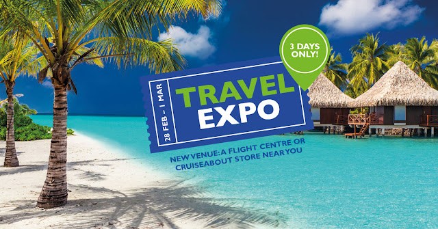 A New Concept For @FlightCentreRSA @CruiseAboutRSA #TravelExpo20 28Feb-1Mar2020
