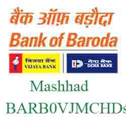 Vijaya Baroda Bank Machhad Branch New IFSC, MICR