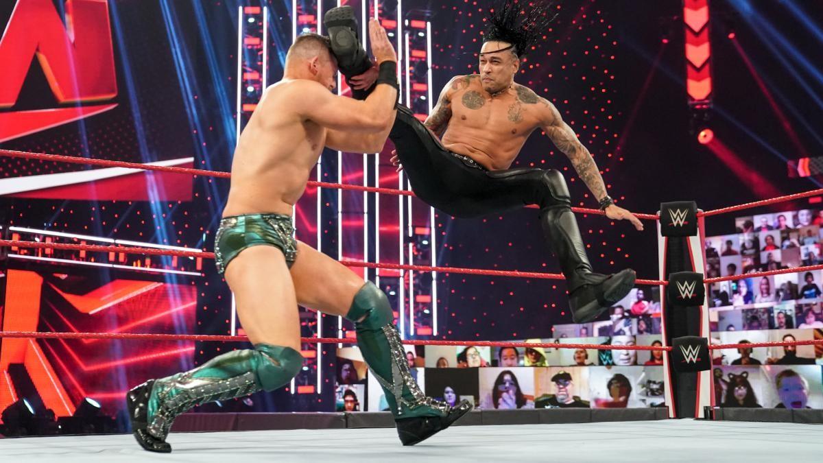 WWE alterou o nome do finisher de Damian Priest