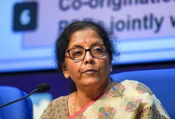 Finance Minister Nirmala Sitharaman Covid-19 outbreak
