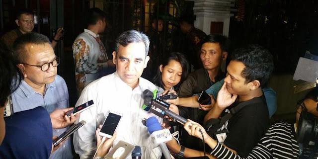 Rumah pemenangan Prabowo-Sandiaga diusulkan di Jakpus atau Jaksel