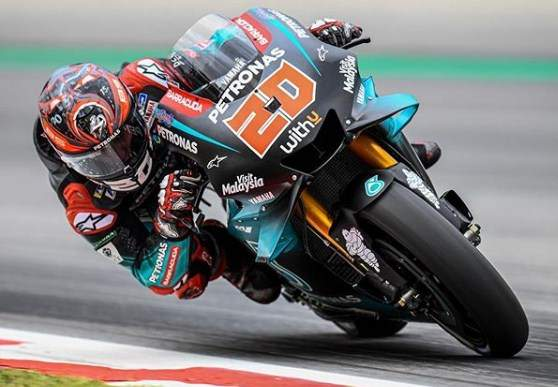 Fabio Quartararo Pole Position MotoGP Catalunya Spanyol 2019